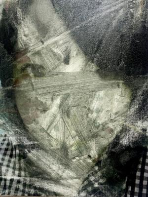 exid931wid887 / 現代美人漂白画