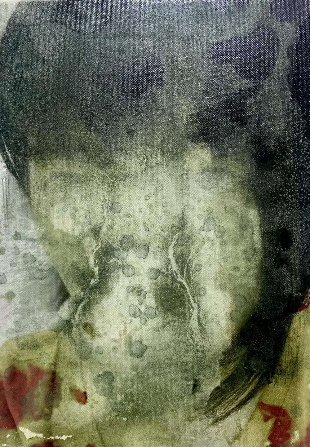 exid932wid888 / 現代美人漂白画