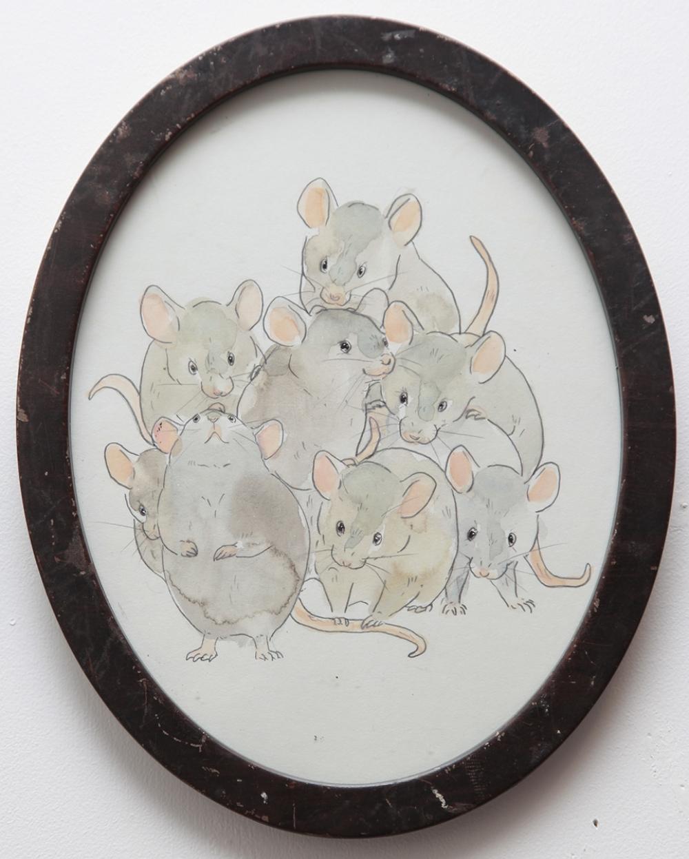 exid10565wid10663 / 8匹のネズミ