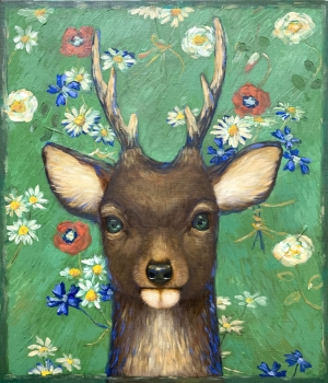 exid36998wid35355 / Portrait of Deer Joseph Roulin