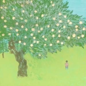 exid36988wid35345 / 黄金の林檎の木