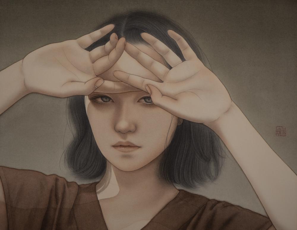 柳田 真理/自意識が見ている/exid15304wid14122
