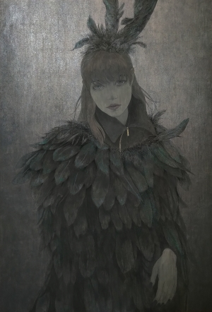 exid771wid734 / 黒い鳥