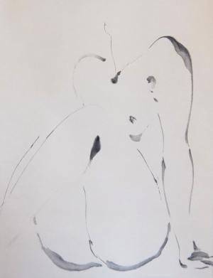 川端あす香/月待ち