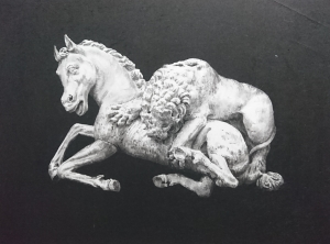exid38941wid36754 / 馬を襲うライオン