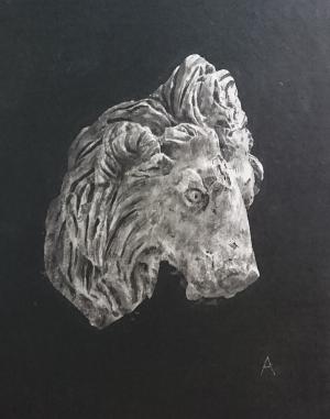 exid38938wid36751 / テラコッタのライオン