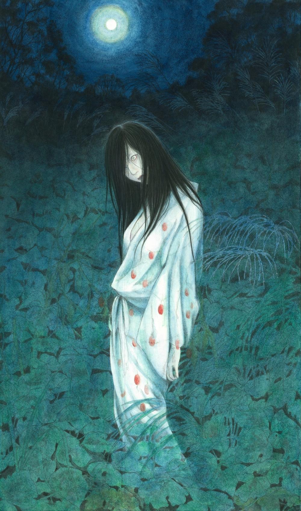 玉川 麻衣/幽霊図 2/exid15570wid14261