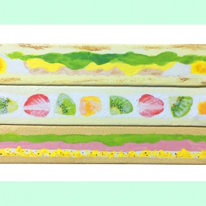 若宮ツナ/生活に溶け込むサンドイッチ