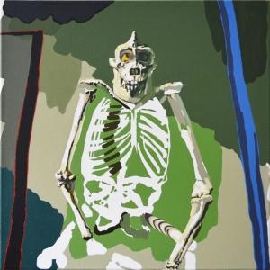 exid36840wid35197 / 猿の骨