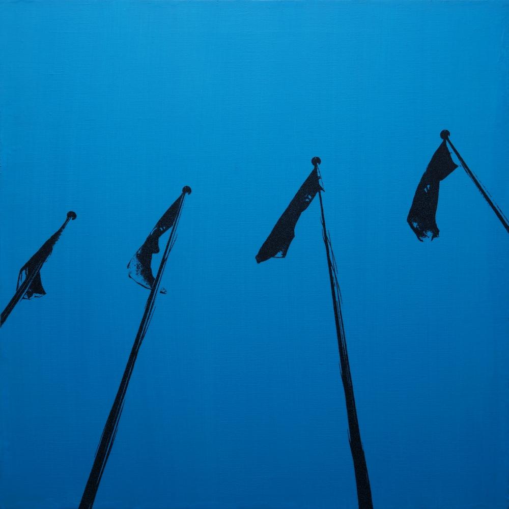 exid1550wid1594 / 4 flags at Shinjyuku