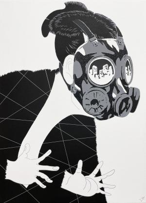 exid36984wid35341 / ガスマスク
