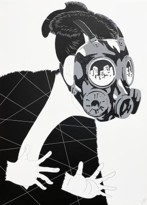 exid39957wid37770 / ガスマスク