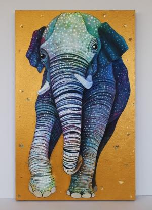 exid40739wid38552 / eyes…Elephant