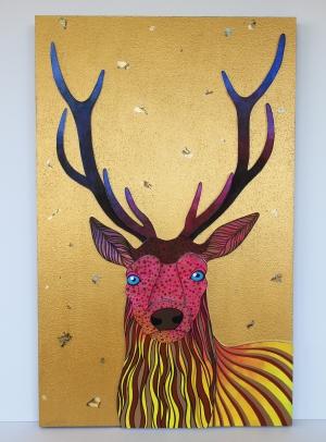 exid40741wid38554 / eyes…Deer