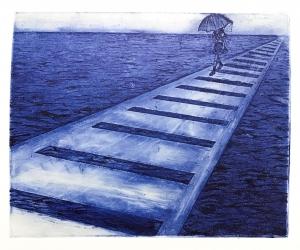 安佳里/海を渡る