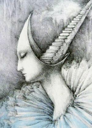 Ryoko Mary Kojima/rainy moon(シート)