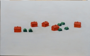 exid15349wid12141 / 玩具の家々