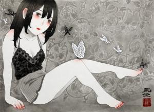 exid33886wid32538 / 胡蝶の夢