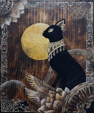 exid32320wid30972 / 託された者~黒猫