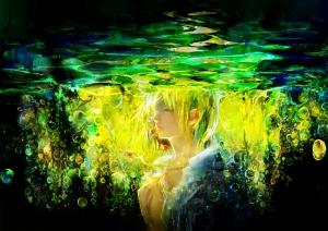 exid40087wid37900 / 溺れる女