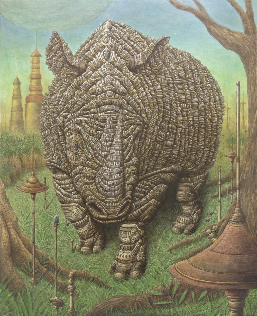 梅村 誠/Rhinoceros/exid35520wid14295
