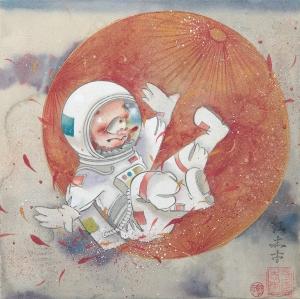 exid35910wid34267 / 宇宙旅行~黄金の月~