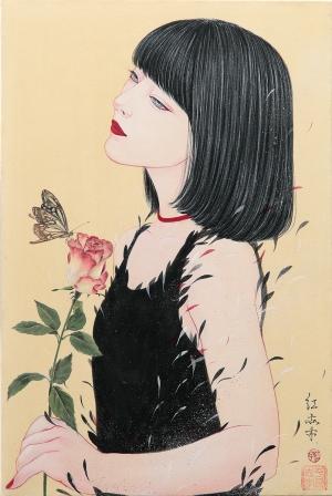 exid35914wid34271 / 薔薇の華