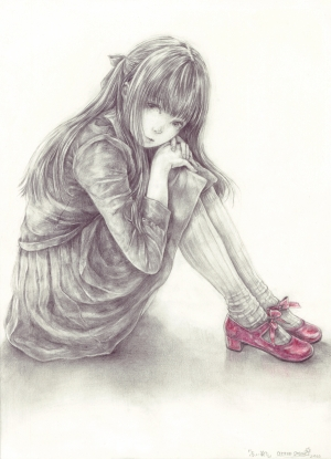 exid32467wid31119 / 赤い靴