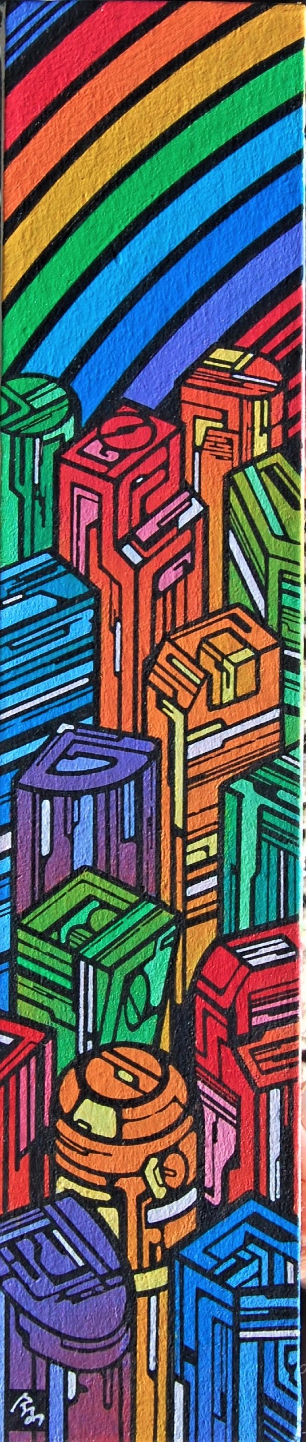 exid807wid767 / 虹の映る街