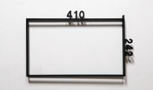 exid39192wid37005 / 寸法立体 - 絵画・M6号 -