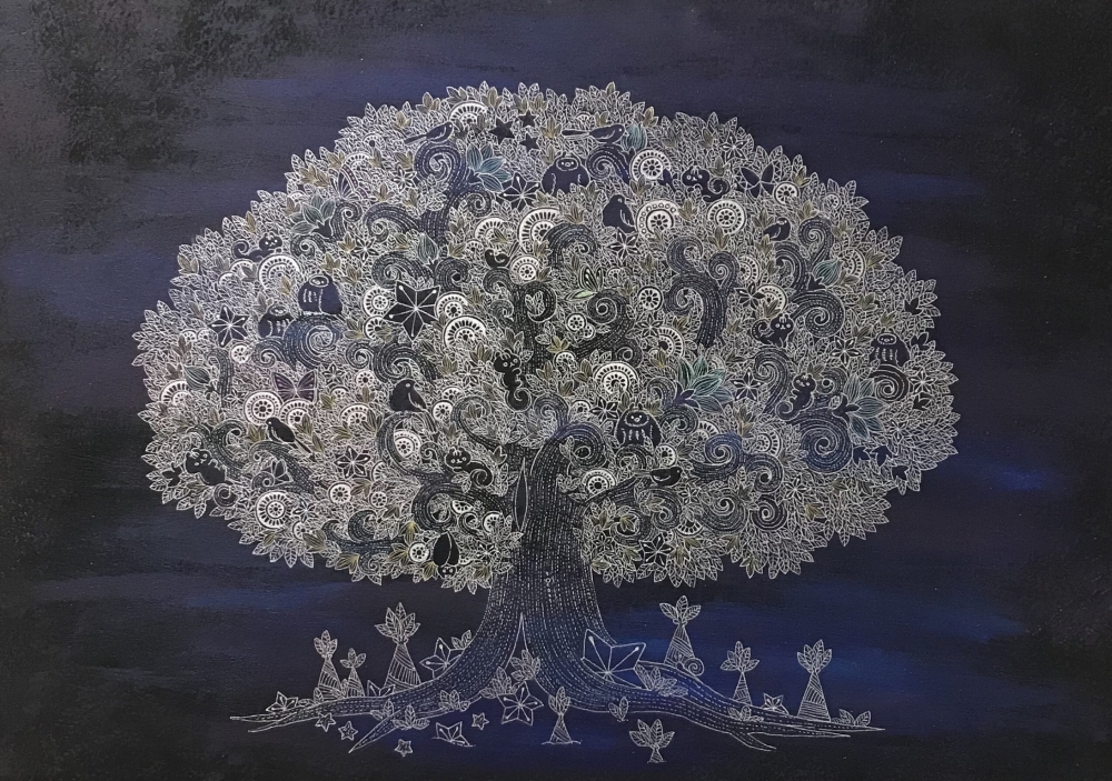exid1234wid1196 / スターフルーツの木