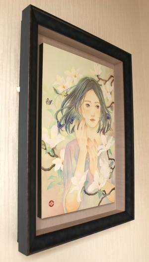 花菱 慧/蝶よ花よ-大和小灰-
