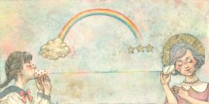 exid520wid495 / 虹をかける少女たち