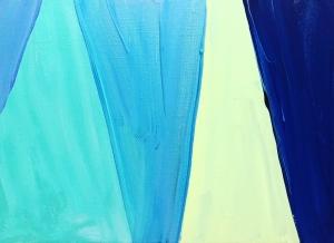 exid444wid424 / 青の旗