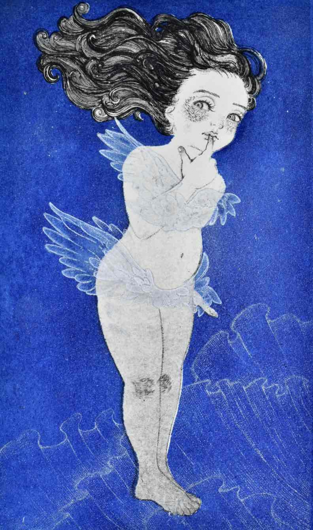 今野 樹里恵/日焼け少女と星の海/exid36037wid34394