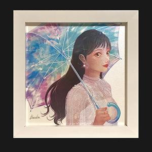 exid965wid921 / 虹色の傘