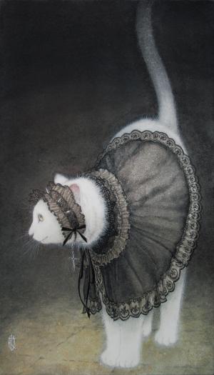 exid39797wid37610 / 白い猫