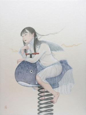 exid39872wid37685 / memento of dream -whale-