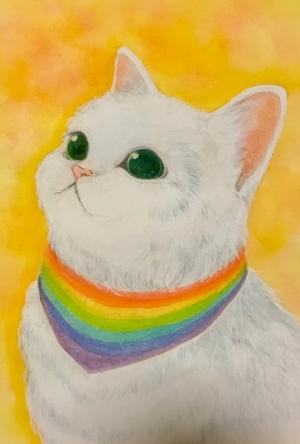exid718wid684 / Rainbow Cat