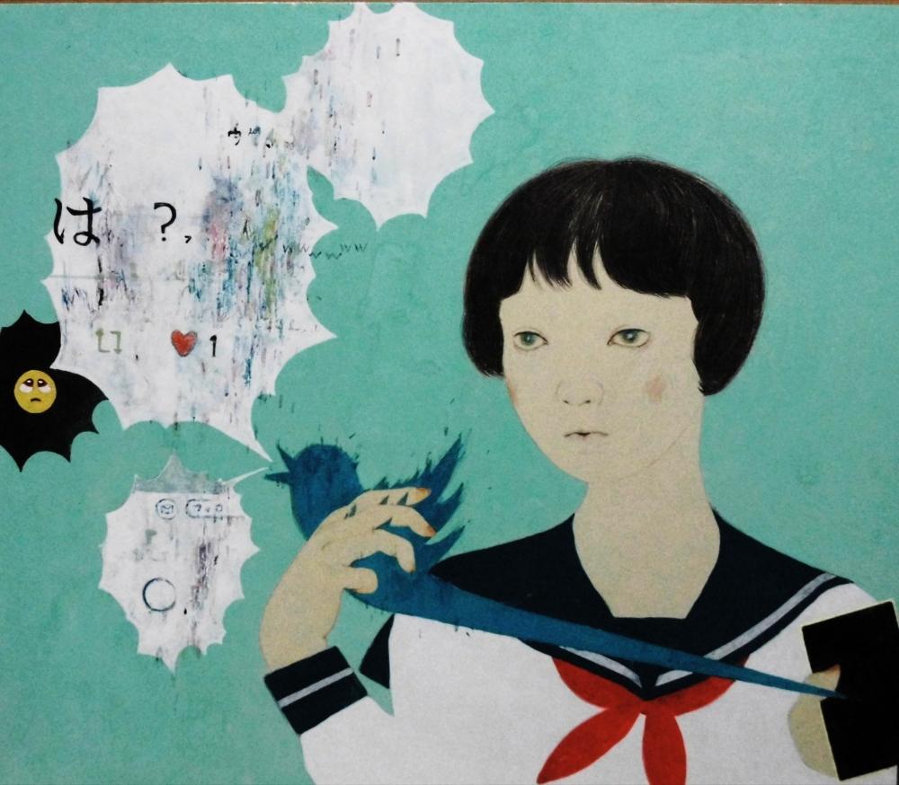 吉垣 光/青い鳥/exid15494wid14185